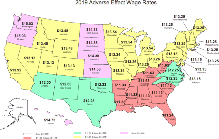 2019 - Adverse Effect of Wage Rates